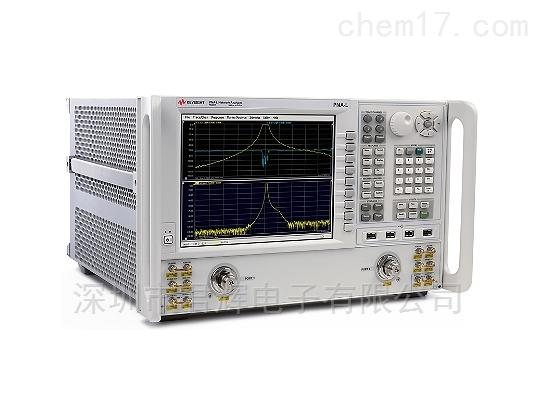 安捷伦N5234A微波网络分析仪