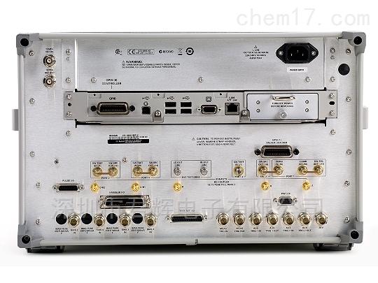 安捷伦N5244A微波网络分析仪