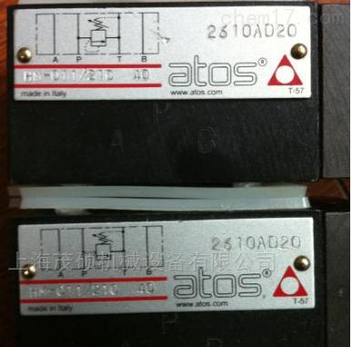 阿托斯防爆阀DHA-0670/M 24DC现货ATOS特价