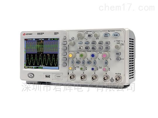 安捷伦DSO1004A示波器