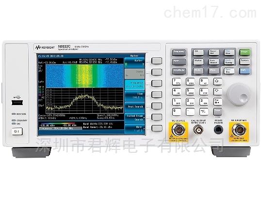 N9322C基础频谱分析仪