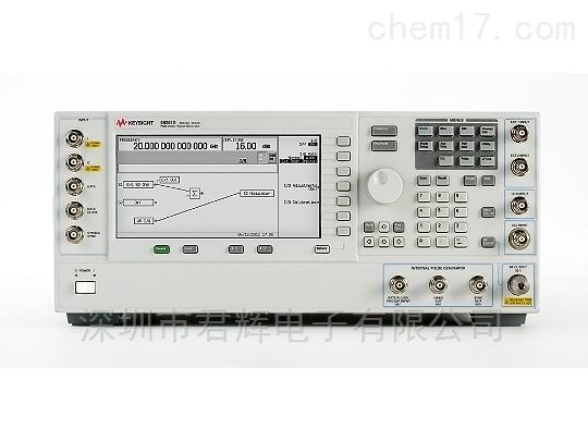 E8267D PSG矢量信号发生器
