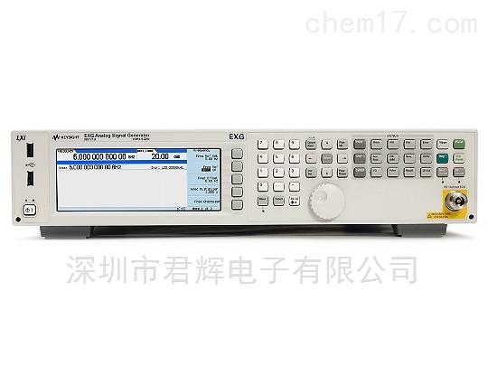 N5171B EXGX系列射频模拟信号发生器