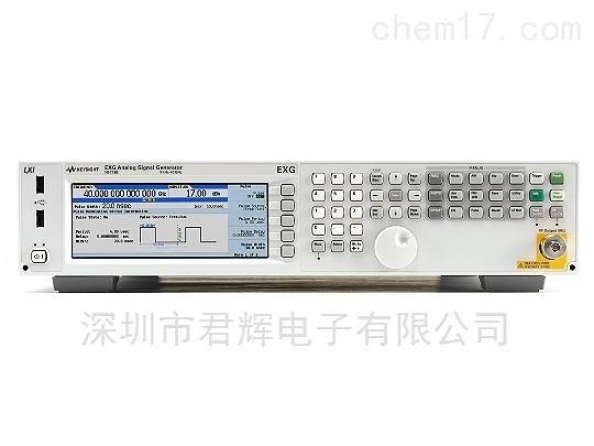 N5173B EXGX系列微波模拟信号发生器