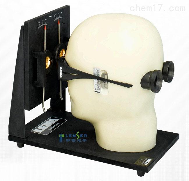 头戴眼镜偏光轴位测试仪(手动版)