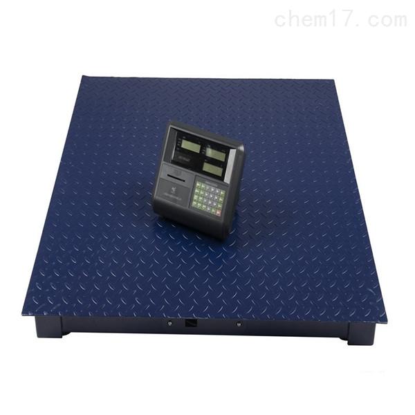 上海1.5x1.5m米带打印电子地磅