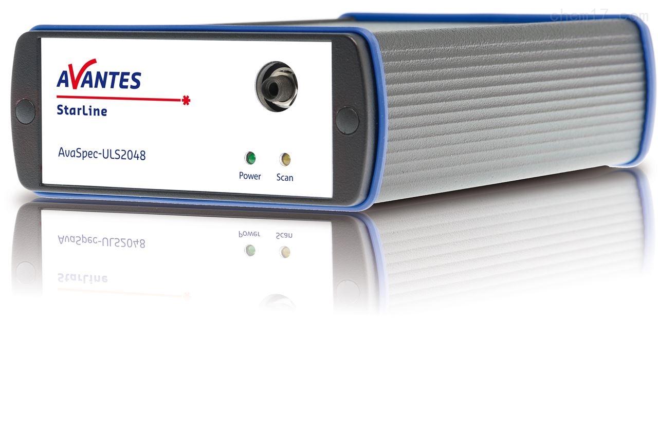 超低杂散光光纤光谱仪