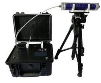 2017型氡检测仪实验室科研院校环境监测站