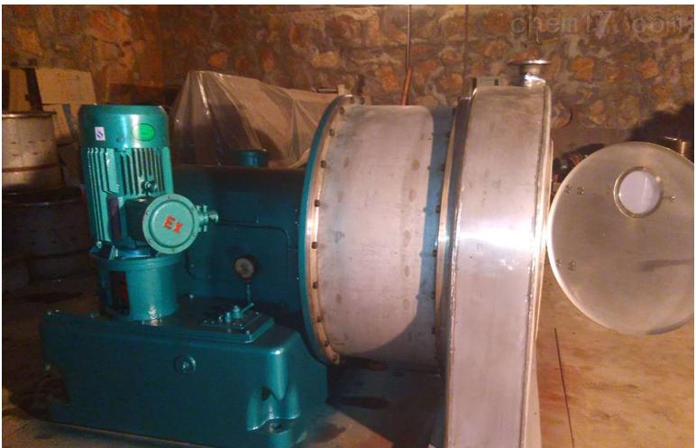 硫酸钠元明粉专用离心机