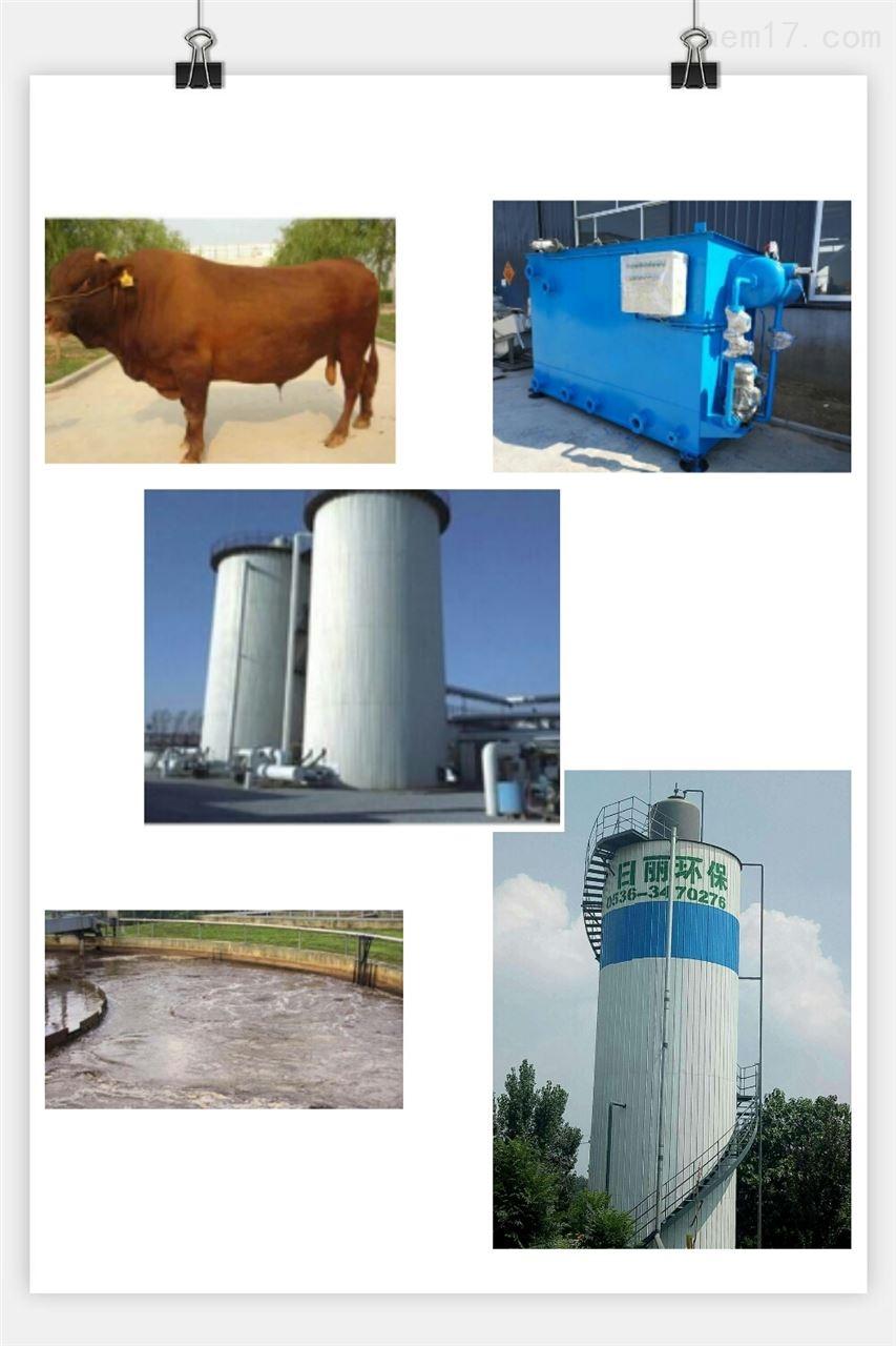 秦川牛养植污水处理设备RL-IC厌氧反应器
