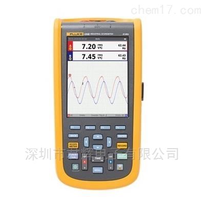 125B工业用手持式示波器