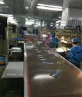 广东丝印纸张行业用烘干线(隧道炉)