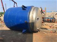 加工定制不锈钢反应釜