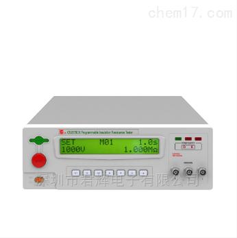 CS2676CX-2智能型程控绝缘电阻测试仪