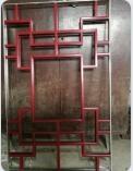 制作古建门窗双色中空玻璃装饰条
