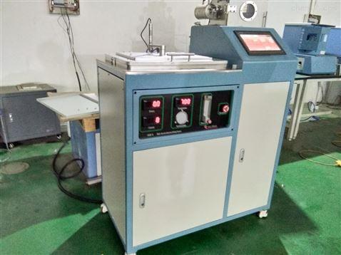 1-两工位小型实验真空熔炼炉高频电炉