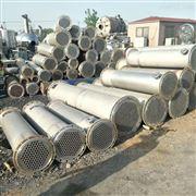 二手列管冷凝器转让二手40平方列管冷凝器价格及行情