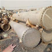不锈钢列管冷凝器低价转让几台二手不锈钢列管冷凝器
