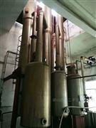 二手双效蒸发器处理二手双效两吨蒸发器价格