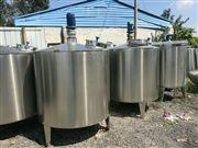 二手配料罐公司转让一批九成新二手不锈钢配料罐价格