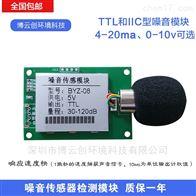 BYZ-08性宝福导航app芭乐草莓丝瓜噪音傳感器模塊噪聲分貝計BYZ-08
