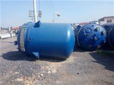 二手4.5吨搪瓷反应釜
