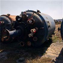 二手10吨搪瓷反应釜