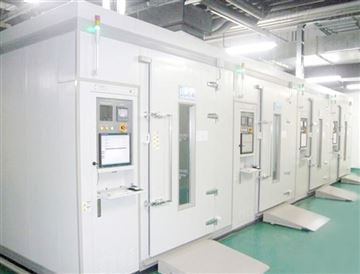 CC-BIN-8步入式恒溫恒濕試驗室