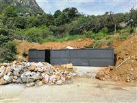 地埋式一體化農村生活污水處理設備