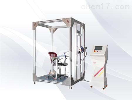 办公椅座背耐久性试验机