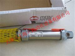 121A400060CPmetalwork麦特沃克气缸113U250050CJ意大利