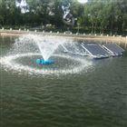 GLSUN1100-P如克 扬水式喷泉太阳能曝气机