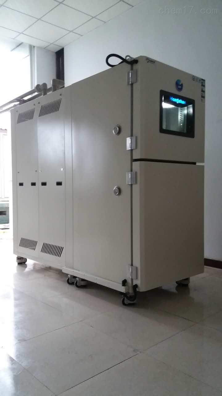 深圳吊篮式两箱冲击试验箱