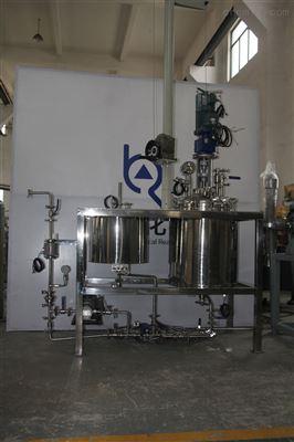 5L减压蒸馏反应釜 减压蒸馏系统 实验室反应釜