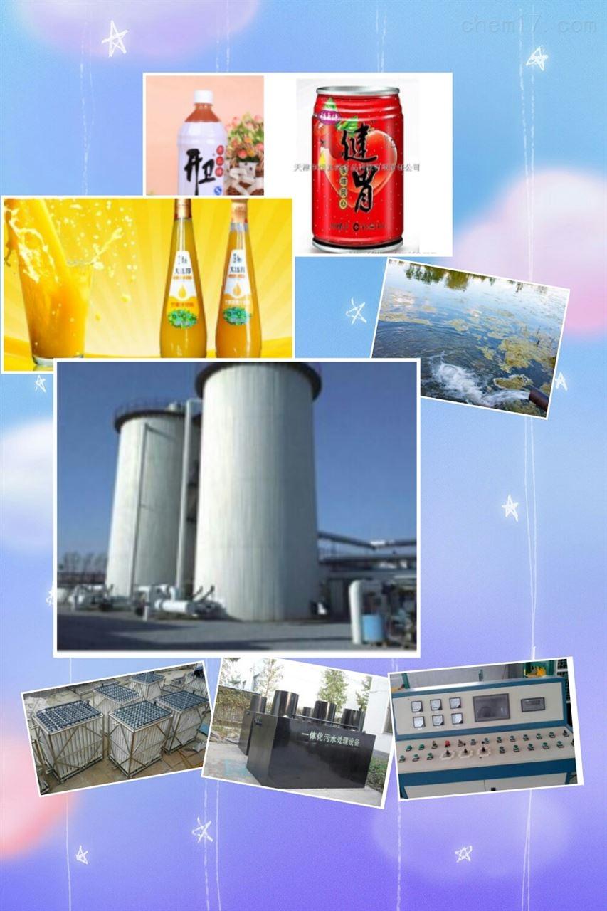 蚌埠市柠檬酸饮料污水厌氧处理设备