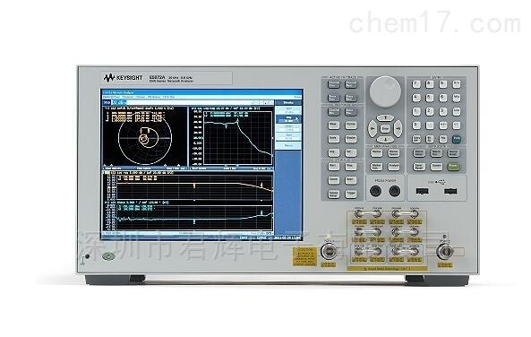 E5072A ENA矢量网络分析仪
