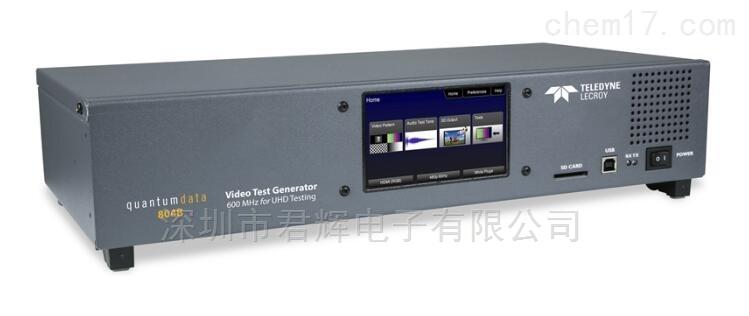 804B4K高清信号发生器