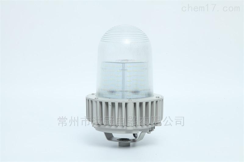 防水防尘工厂灯50WLED工厂弯灯立杆式三防灯