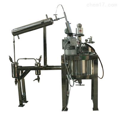 GSH萃取提炼中试反应釜系统