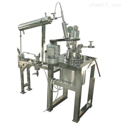 混合式蒸馏系统 反应釜系统