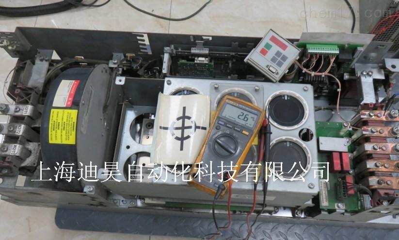 西门子6SE7026/6SE7027开机F011报警维修