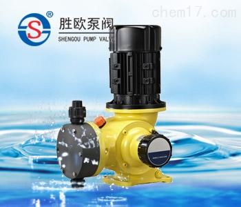 GB精密機械隔膜式計量泵