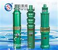 QS型號充水式潛水電泵