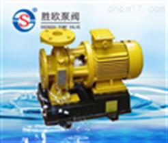 GBW臥式濃硫酸離心泵