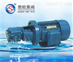 BB、BBG型內嚙合擺線齒輪泵
