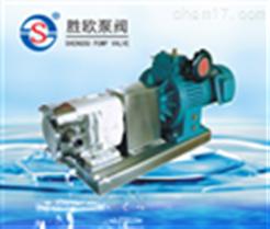 LQ3A不銹鋼轉子泵
