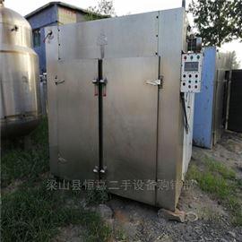 3门6车安庆低价处理二手电加热不锈钢热风循环烘箱