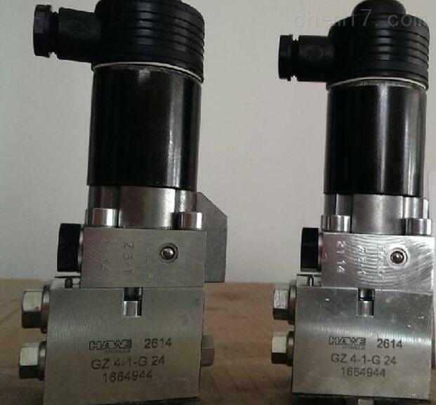 HAWE电磁阀WG3-1B-WG230原装正品