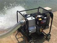 伊藤便携式4寸柴油泥浆泵