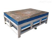 加厚铸铁平台加厚铸铁模具飞模工作平台利欣定制